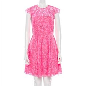 Kate Spade Lace Pattern Dress